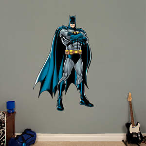 Batman Justice League Fathead Wall Decal
